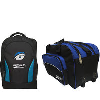Bagther Travel and Laptop Bag Combo