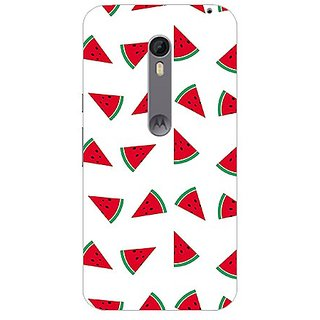 Garmor Designer Plastic Back Cover For Motorola Moto X Style