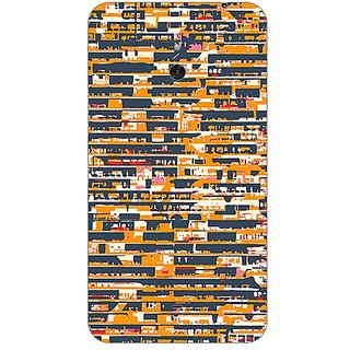 Garmor Designer Plastic Back Cover For Nokia Lumia 1320