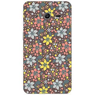 Garmor Designer Plastic Back Cover For Samsung Galaxy Core 2 SM-G355H