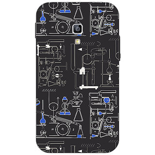 Garmor Designer Plastic Back Cover For Samsung Galaxy Ace Plus S7500