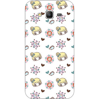 Garmor Designer Plastic Back Cover For Samsung Galaxy Grand Prime SM-G530H
