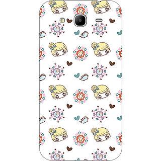 Garmor Designer Plastic Back Cover For Samsung Galaxy Mega 5.8 I9150