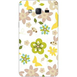 Garmor Designer Plastic Back Cover For Samsung Galaxy On5