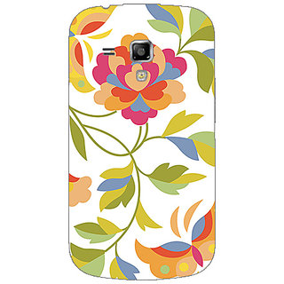 Garmor Designer Plastic Back Cover For Samsung Galaxy S Duos 2 S7582