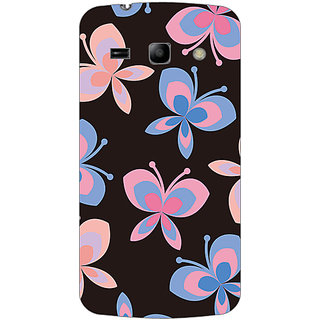 Garmor Designer Plastic Back Cover For Samsung Galaxy Star Advance G350E