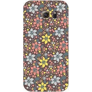 Garmor Designer Plastic Back Cover For Samsung Galaxy S6 SM-G920