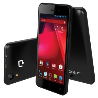 Reach Cogent (1GB, 8GB, Quadcore, Android Lollipop, Free Flip Cover )