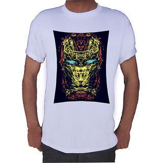 Iron Man Paint Splash T-shirt By Shopkeeda