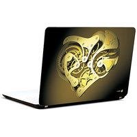 Pics And You Mechanical Heart 3M/Avery Vinyl Laptop Skin Decal-AB037