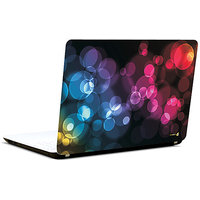 Pics And You Rainbow Circles 3M/Avery Vinyl Laptop Skin Decal-AB047