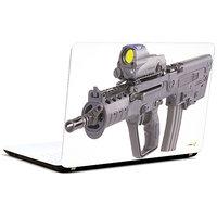 Pics And You Gun N Bullet 3 3M/Avery Vinyl Laptop Skin Decal-AB077