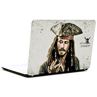 Pics And You JackSparrow Attitude 3M/Avery Vinyl Laptop Skin Decal-SH043