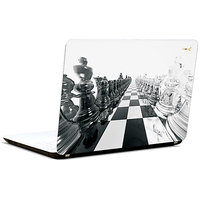 Pics And You Chess Black N White 3M/Avery Vinyl Laptop Skin Decal-AB059