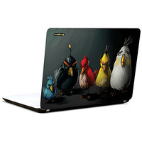 Pics And You Angry BirdsCool Abstract 3M/Avery Vinyl Laptop Skin Decal-AB208