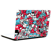 Pics And You Graffitti Cartoons 3M/Avery Vinyl Laptop Skin Decal-AB136