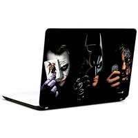 Pics And You Batman N Joker 3M/Avery Vinyl Laptop Skin Decal-SH095