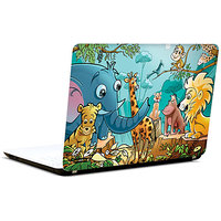 Pics And You Wild Life Animated 3M/Avery Vinyl Laptop Skin Decal-AB200
