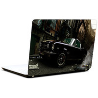 Pics And You Abstract Shaded Car2 3M/Avery Vinyl Laptop Skin Decal-AB182
