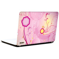 Pics And You Intricate Pattern Pink 3M/Avery Vinyl Laptop Skin Decal-AB196