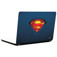Pics And You Superman Logo Elegant 3M/Avery Vinyl Laptop Skin Decal-SH031
