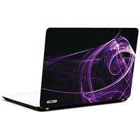 Pics And You Abstract Purple N Black5 3M/Avery Vinyl Laptop Skin Decal-AB264