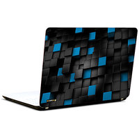 Pics And You Pattern Black N Blue 3M/Avery Vinyl Laptop Skin Decal-AM060