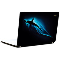 Pics And You Ocean Black And Blue 3M/Avery Vinyl Laptop Skin Decal-AN031