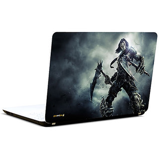 Pics And You You Are Dead 3M/Avery Vinyl Laptop Skin Decal-AM078