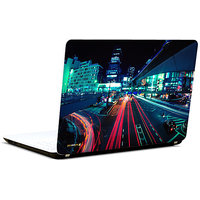 Pics And You City View Night Life 3M/Avery Vinyl Laptop Skin Decal-CS024