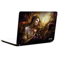 Pics And You Beautiful Girl Abstract 3M/Avery Vinyl Laptop Skin Decal - FT004