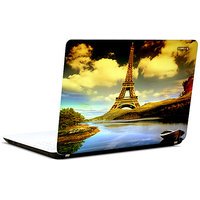 Pics And You Eiffel Tower Scenic View 3M/Avery Vinyl Laptop Skin Decal-CS028