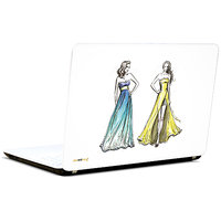Pics And You Girls In Fashion 2 3M/Avery Vinyl Laptop Skin Decal-AM035