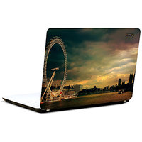 Pics And You Mesmerizing London Eye 2 3M/Avery Vinyl Laptop Skin Decal-CS026