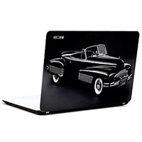 Pics And You Vintage Black Beauty Car2 3M/Avery Vinyl Laptop Skin Decal-CA041