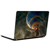 Pics And You Hot Air Balloon 3 3M/Avery Vinyl Laptop Skin Decal - FT073