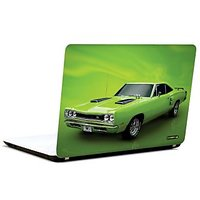 Pics And You Green Vintage Car2 3M/Avery Vinyl Laptop Skin Decal-CA057