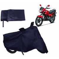 Autoplus  Bike Body Cover For HERO GLAMOUR - Blue