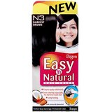 BIGEN EASY 'N NATURAL HAIR COLOUR DARKEST BROWN N3 Color