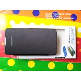 Flip Cover Case Book Cover (Battery Flap Style) For Karbonn A21 A 21- Black