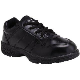 Sparx-01 Black School Shoes
