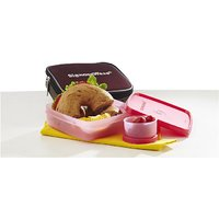 Signoraware Nano Twin Smart Lunch Box With Bag (304)