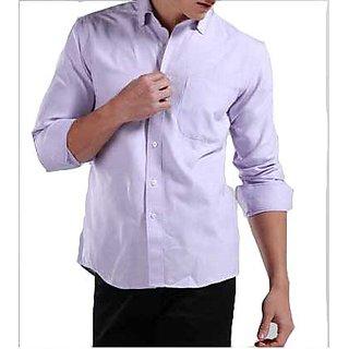 Lavendor Formal Shirts For Mens