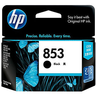 HP 853 Black Inkjet Print Cartridge C8767ZZ