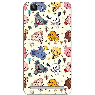 Garmor Designer Plastic Back Cover For Vivo X5Max