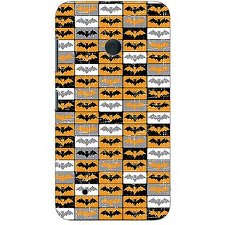 Garmor Designer Plastic Back Cover For Nokia Lumia 530