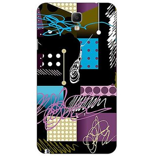 Garmor Designer Plastic Back Cover For Samsung Galaxy Note 3 Neo SM-N750