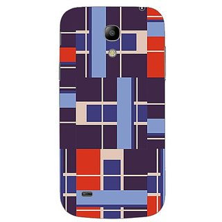 Garmor Designer Plastic Back Cover For Samsung I9190 Galaxy S4 mini