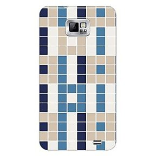 Garmor Designer Plastic Back Cover For Samsung I9100 Galaxy S II