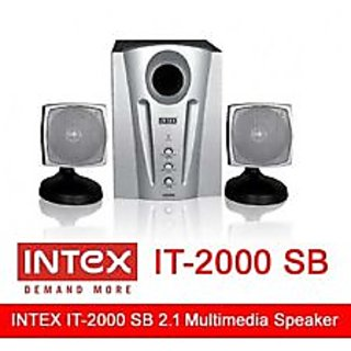 INTEX IT 2000SB Computer Multimedia Speaker 2.1